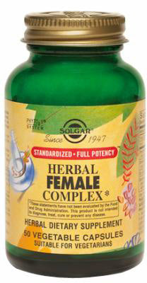 Solgar SFP Herbal Female Complex