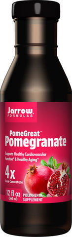Jarrow Formulas PomeGreat Pomegranate Juice Concentrate