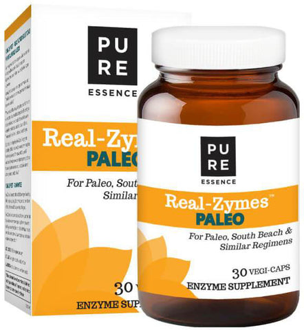 Pure Essence Labs Real-Zymes Paleo