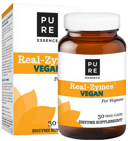 Pure Essence Labs Real-Zymes Vegan
