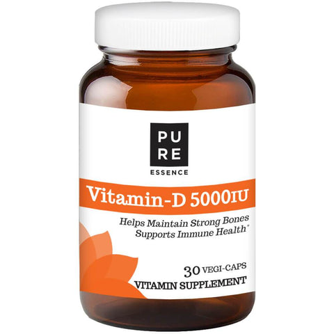 Pure Essence Labs Vitamin-D 5000 IU