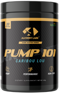 Alchemy Labs PUMP 101