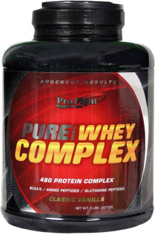 Pro Fight Pure 100% Whey Complex