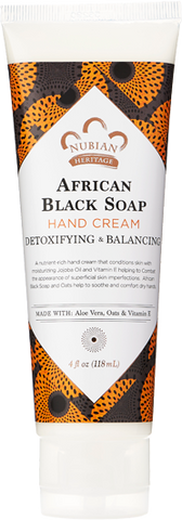 Nubian Heritage Hand Cream - African Black Soap