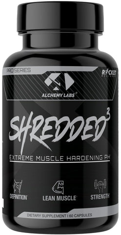 Alchemy Labs Shredded3