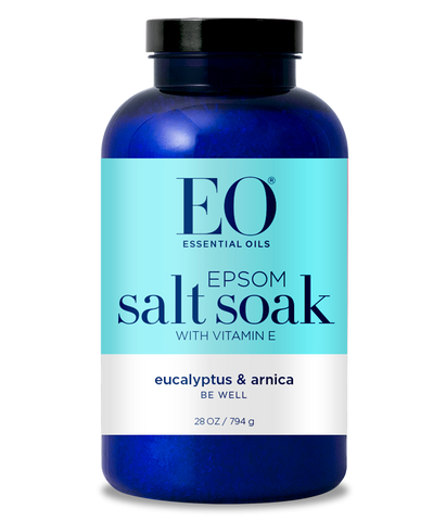 EO Epsom Salt Bath Soak