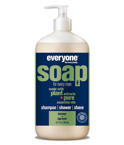 Everyone Mens 3-in-1 Soap