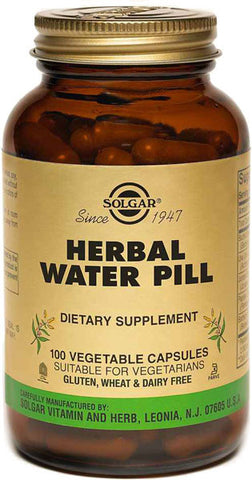 Solgar Herbal Water Pill