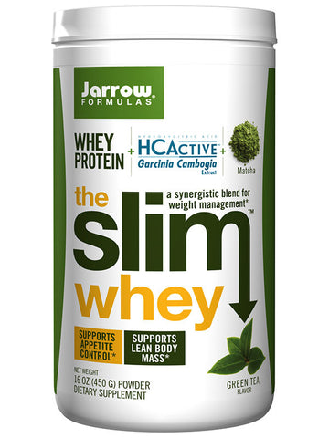 Jarrow Formulas the slim whey - Green Tea