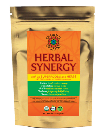 Energize Organics Herbal Synergy