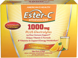 American Health Ester-C Effervescent Vitamin C Packets 1000 mg