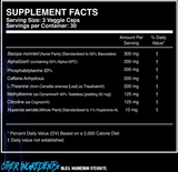 Outbreak Nutrition Transmit Nootropic
