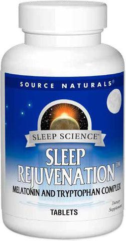 Source Naturals Sleep Science Sleep Rejuvenation