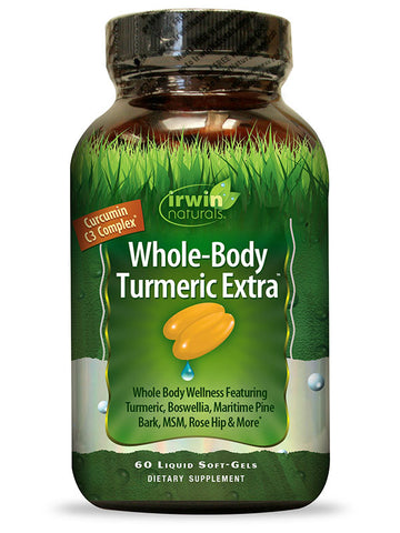 Irwin Naturals Whole-Body Turmeric Extra