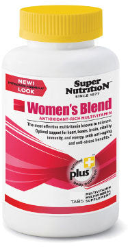 Super Nutrition Women's Blend (Iron Free)