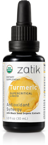 Zatik Turmeric Supercritical Liquid Extract