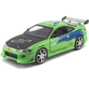 Brian's Mitsubishi Eclipse 1:24 Scale Model Car