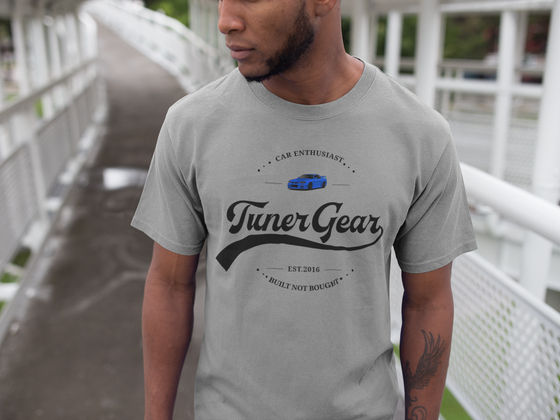 TunerGear Classic Gray T-Shirt