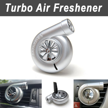 Spinning Turbo Air Freshener