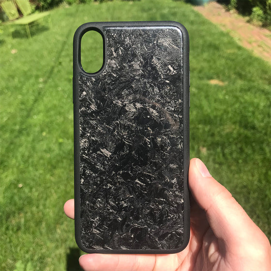 Forged Carbon Fiber iPhone Case