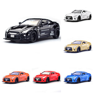 1:32 Widebody Nissan GTR Scale Model Car