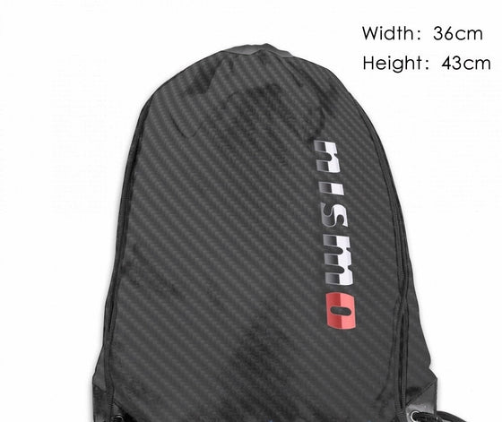 NISMO drawstring backpack
