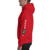 Traditions Hoodie - Fire Red
