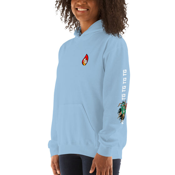 Traditions Hoodie - Powder Blue