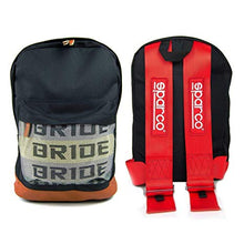 Bride Racing Backpack (Red)