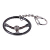 Racing Steering Wheel Keychain