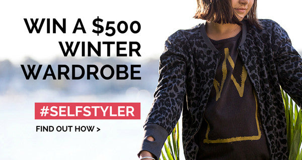 Win A $500 Winter Wardrobe