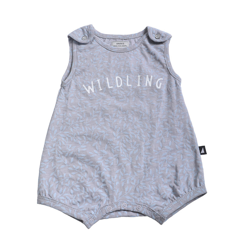 Anarkid Vines Wildling Bubblesuit Onesies Anarkid - Little Styles