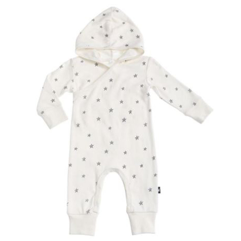 Anarkid Starry Night Hooded Romper Onesies Anarkid - Little Styles