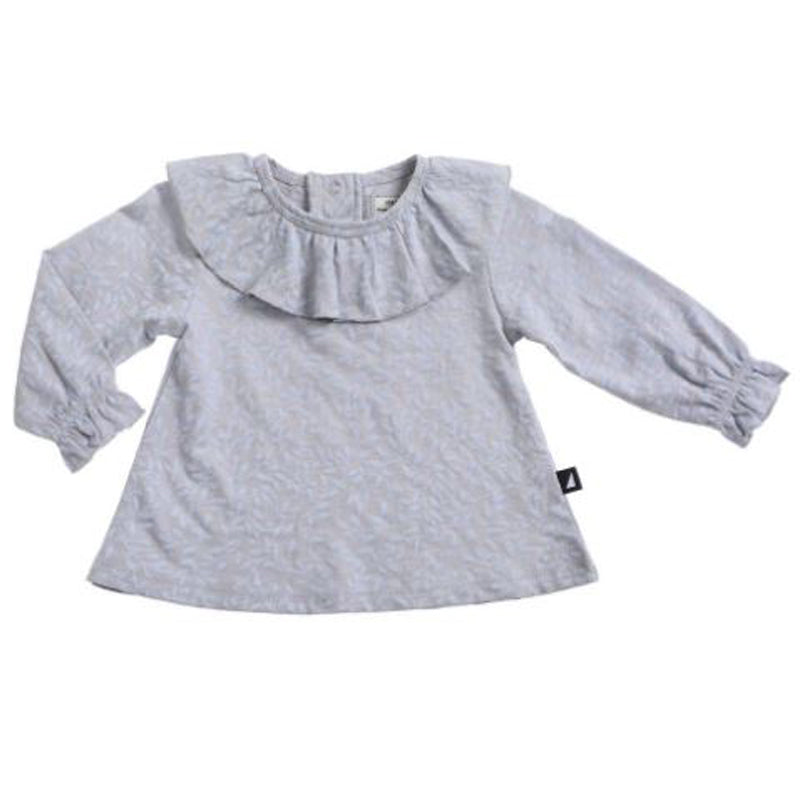 Anarkid Vines Frill Neck Smock Tops Anarkid - Little Styles