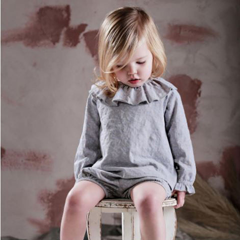 Anarkid Vines Frill Neck Smock