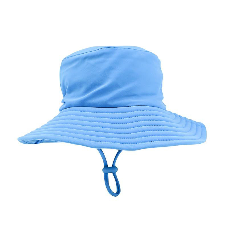 Bebe Swim Hat in Blue Depth