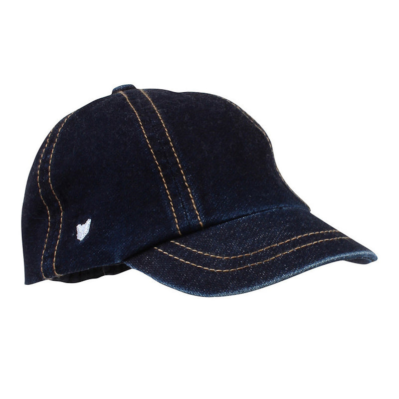 Fox & Finch Baby Denim hat