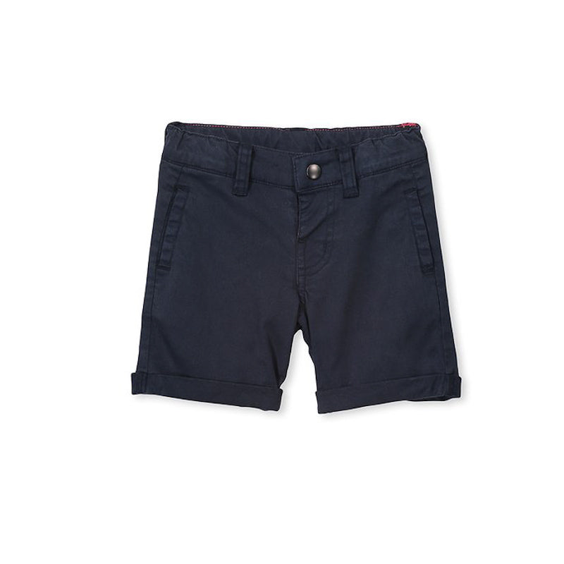 Milky Navy Short