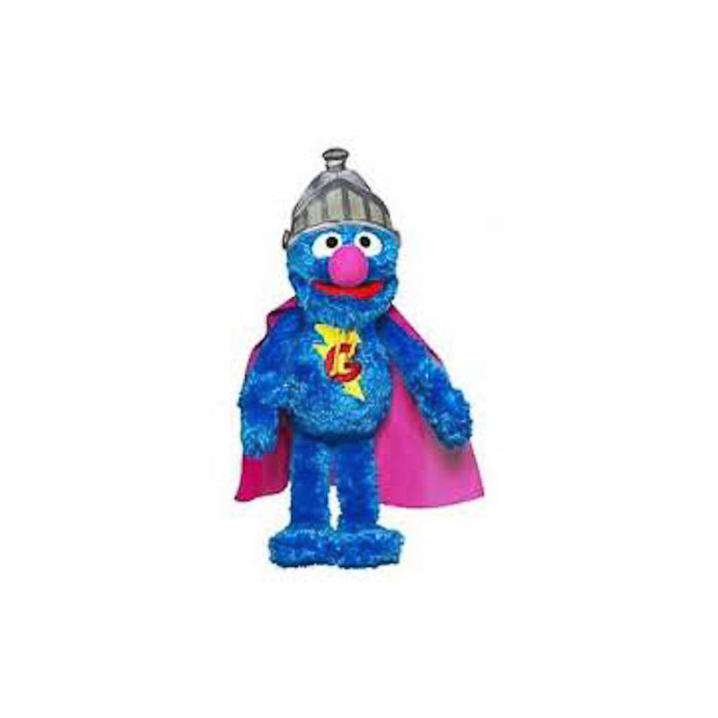 Sesame Street Super Grover Toy
