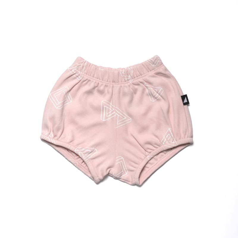 Anarkid 3D Bloomers Pink Pants Anarkid - Little Styles