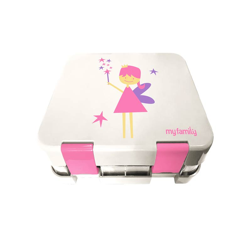 My Family Fairy Bento Box Bags My Family - Little Styles