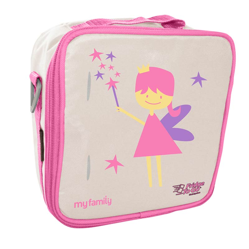 My Family Fairy Lunch Bag Fridge to Go Bags My Family - Little Styles