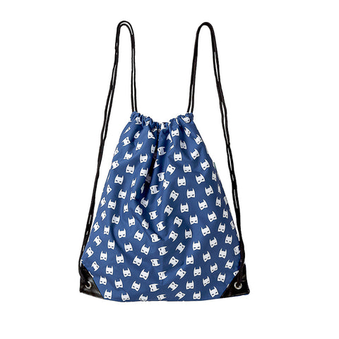 Acorn Bat Swim Bag - Navy