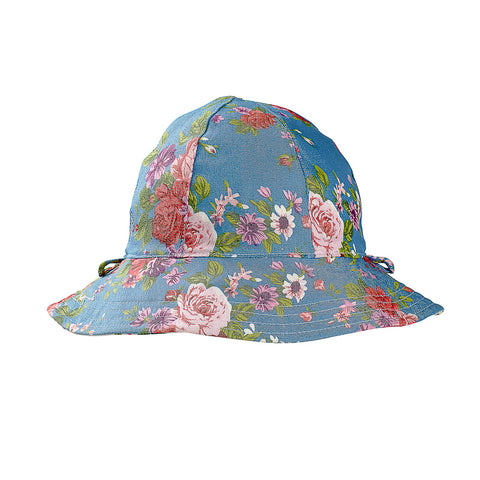 Acorn In Full Bloom Reversible Hat - Floral