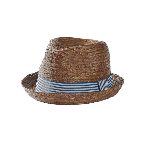 Acorn Louis Fedora - Tan