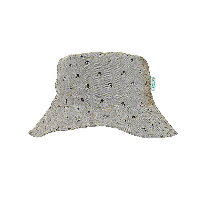 Acorn Pirate Bucket Hat - Desert Sand Hats Acorn - Little Styles