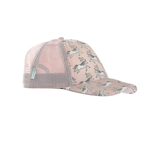 Acorn Unicorn Trucker Hat - Pink