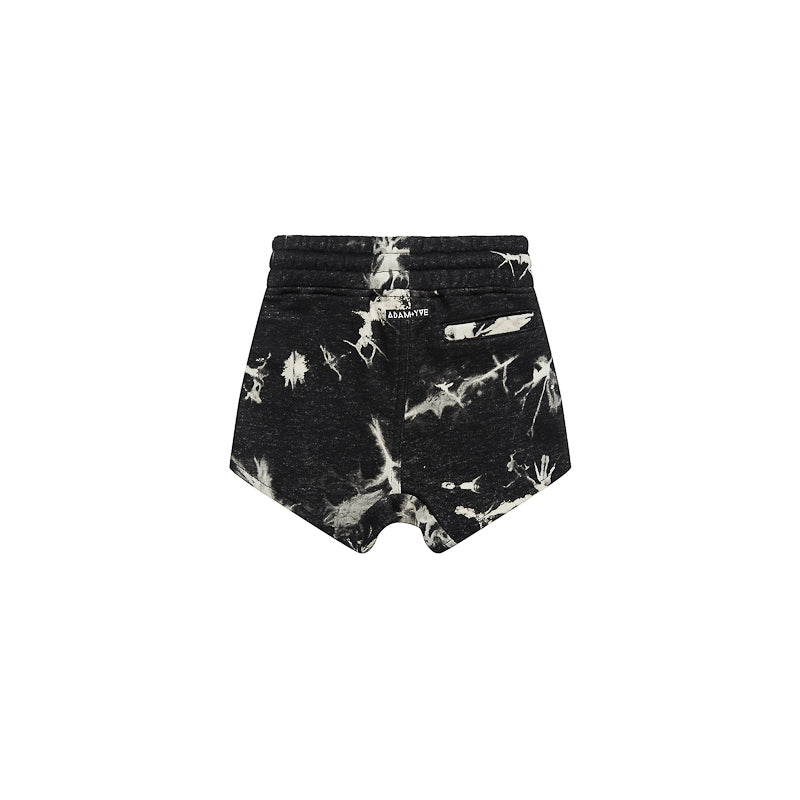 Adam + Yve Byron Shorts - Black Acid Wash Shorts Adam + Yve - Little Styles