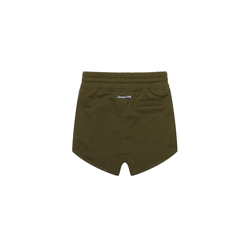 Adam + Yve Marvel Shorts - Olive Green Shorts Adam + Yve - Little Styles
