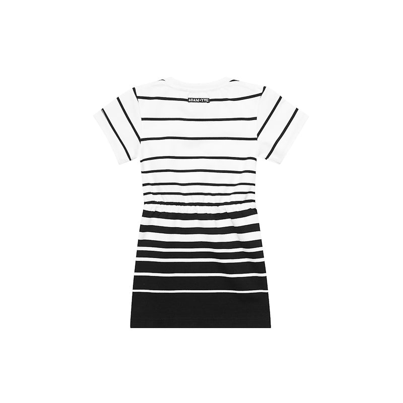 Adam + Yve Stripe Tee Dress Dresses Adam + Yve - Little Styles